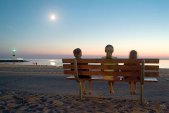 Pentwater Beach