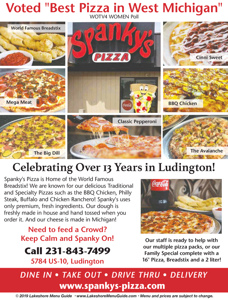 Spanky's Pizza