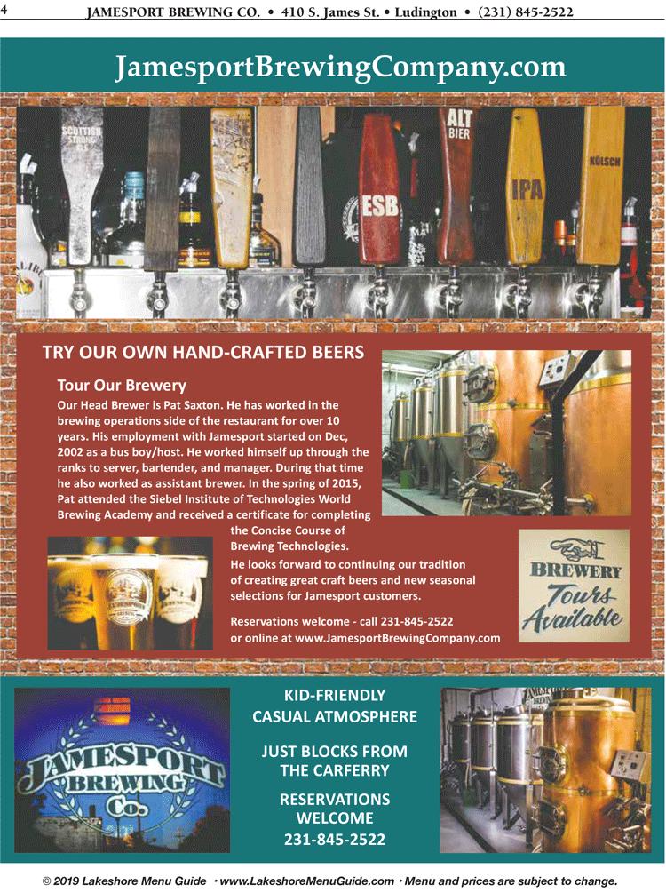 Jamesport Brewing Co.
