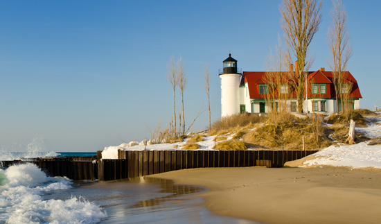 Point Betsie