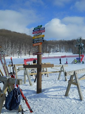Ski, Board, and Snow Conditions Up North