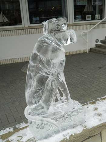 ice scuplture