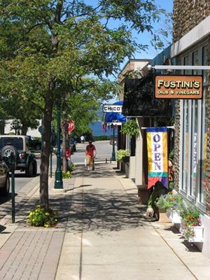 Downtown Petoskey