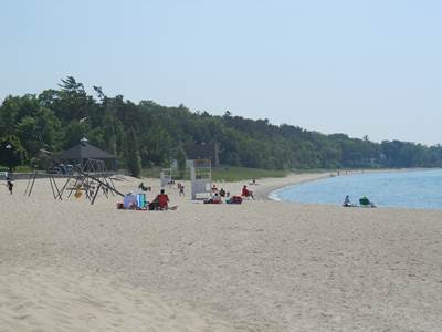 Charlevoix S Four Beaches Michigan
