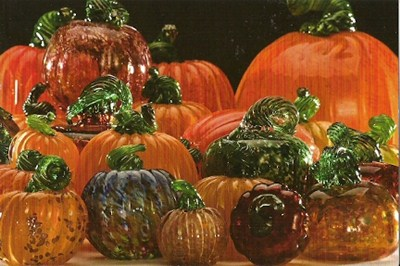 Glass Pumpkin Patch