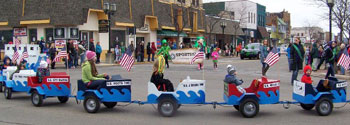 St Patty Parade
