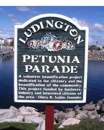 petunia sign