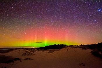 northern lights ludington michigan