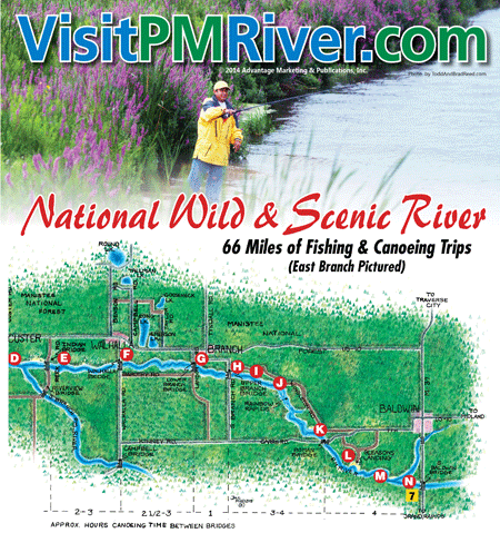 PM River East Map