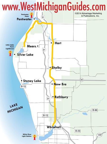 OcenanCo Map