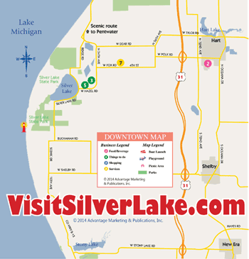 Visit Manistee Michigan - West Michigan Maps & Destinations