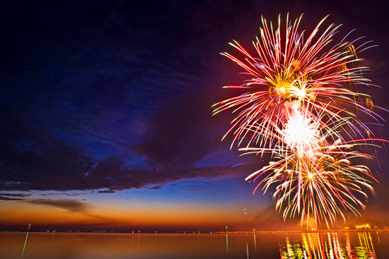 Freedom Festival Fireworks