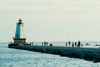 Breakwater Light