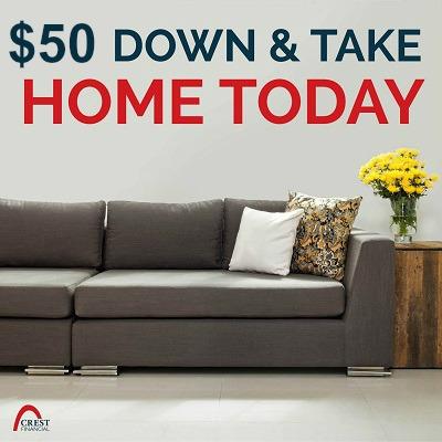 $40 down furniture