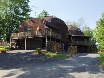 lakeshore family guide dome house for sale in ludington mi
