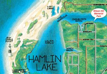 wilson park map