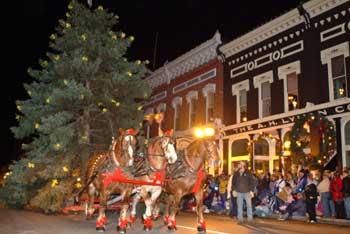 Visit Manistee Michigan - Manistee Victorian Sleighbell Parade Old ...