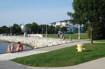 waterside park