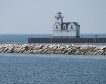 kewaunee light