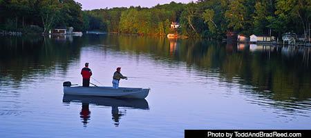 Visit ludington fishing reports for ludington hamlin for Ludington fishing report